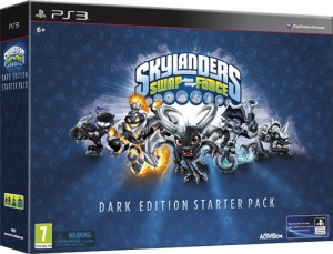 Skylanders Swap Force Dark Edition PS3